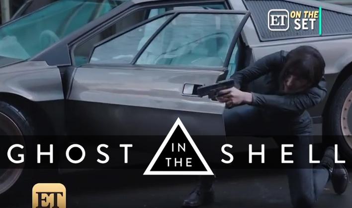 คลิปใหม่ Ghost In The Shell สกาโยในชุดล่องหนสุดหวิว