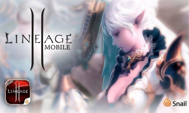 Lineage Mobile กำลังมา Lineage Red Knights ลงสโตร์เดือนหน้า