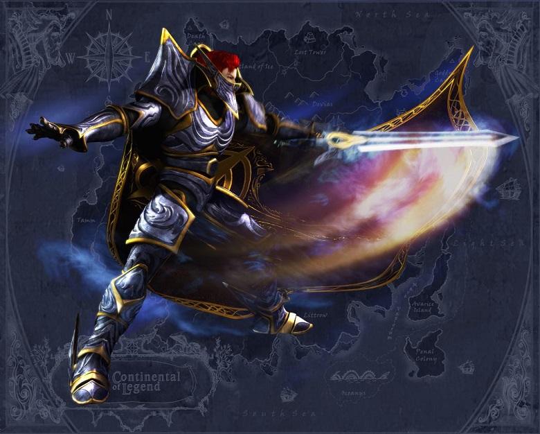 mu origin magic knight