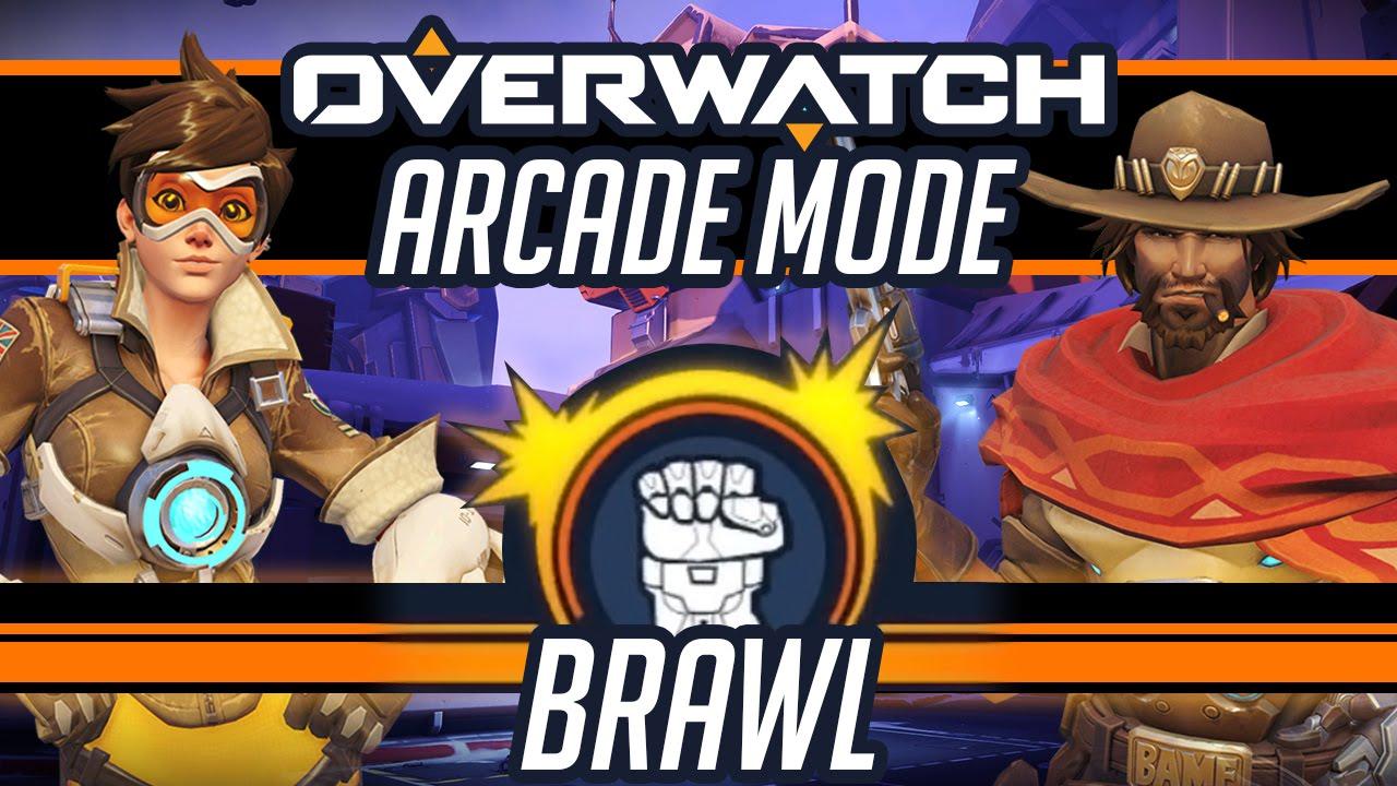 overwatch arcade mode 000