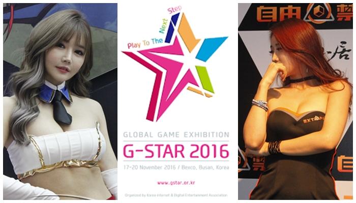 เก็บตกไฮไลต์ สาวคอสเพลย์และพริตตี้น่ารักๆ จากงาน G-Star 2016
