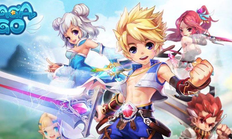 Saga GO เกมส์มือถือ APRG จิ๋วแต่แจ๋ว เปิดให้พิสูจน์ความแจ๋วทั้งสองสโตร์