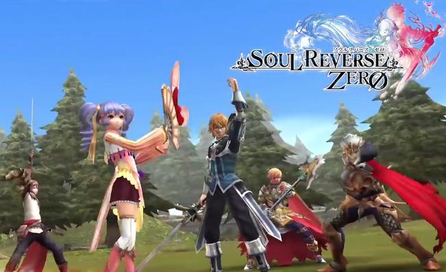 Soul Reverse Zero ปล่อย Trailer โชว์เกมเพลย์ เตรียมลงสโตร์สัปดาห์หน้า