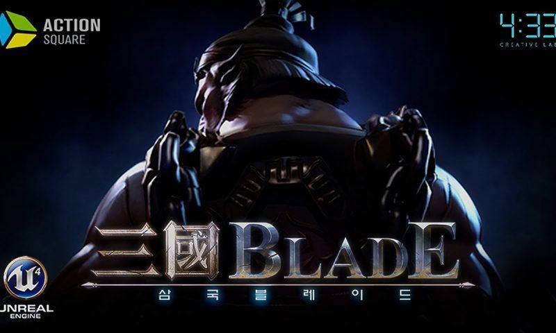 มาแล้ว Three Kingdom Blade สามก๊กมือถือ Unreal 4 ลงสโตร์เดือนหน้า