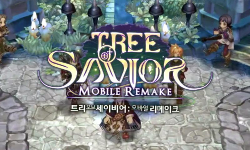 ชัดเจน Tree of Savior มือถือ โชว์เกมเพลย์ตัวใหม่ยาวจุใจ 19 นาที