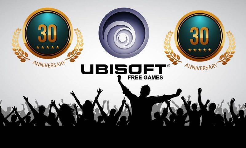 Ubisoft ฉลอง 30 ปี แจกเกมส์ฟรี 300 ก๊อปปี้ มี  Assassin's Creed 3 ด้วย