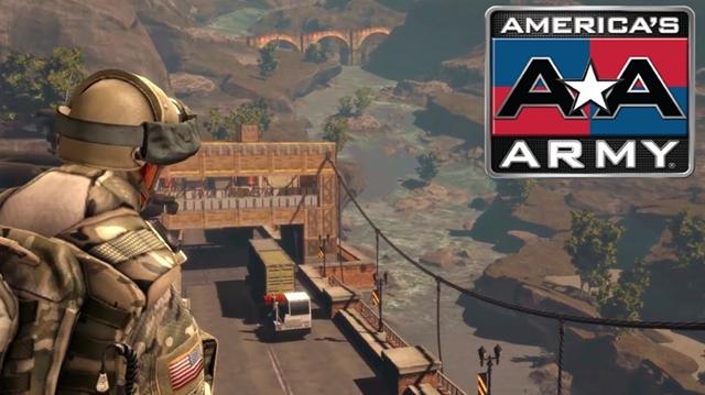 รีวิวเกมส์ America's Army: Proving Grounds สร้างโดยกองทัพสหรัฐ