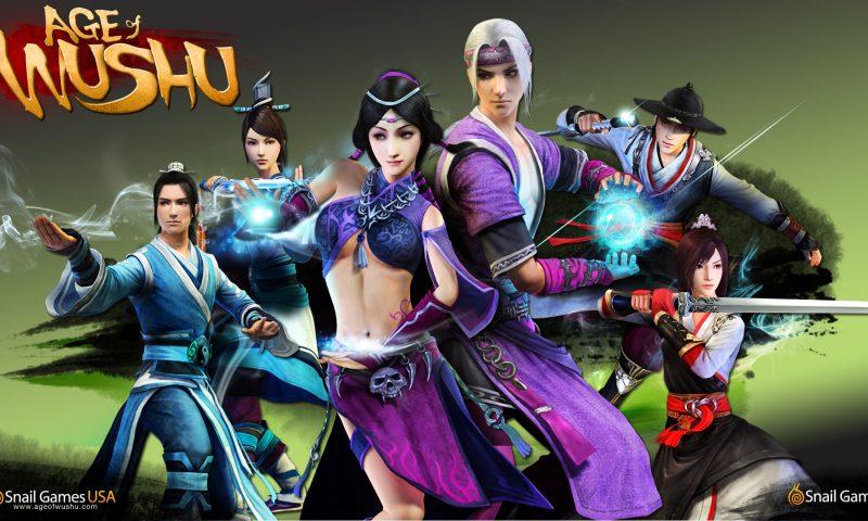 ค่ายหอยทากปัดฝุ่น Age of Wushu ทำใหม่เป็นเวอร์ชั่น Remake