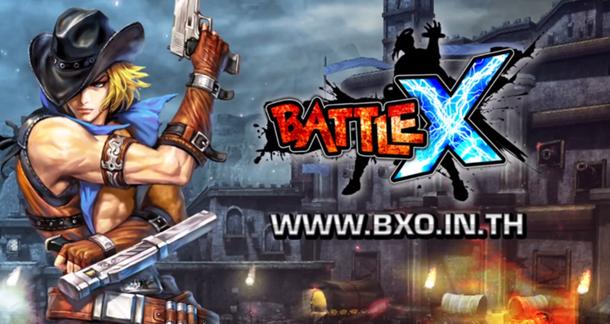 BattleX-Thai