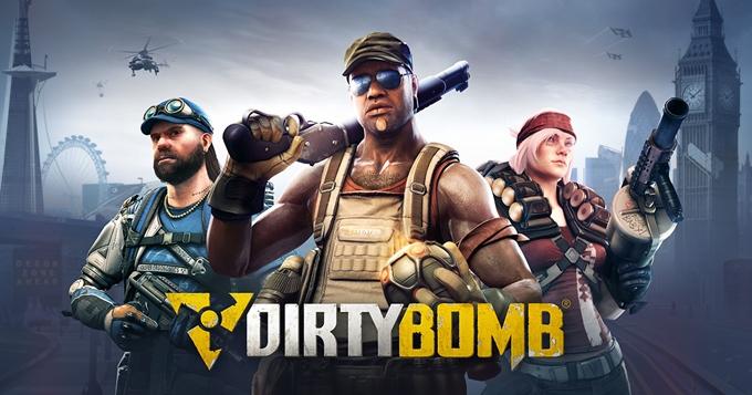 รีวิวเกมส์ Dirty Bomb เปิดฉากสาดกระสุนใจถล่มกรุงลอนดอน