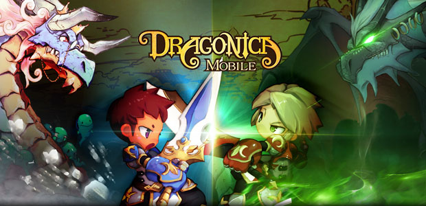Dragonica Mobile Cover