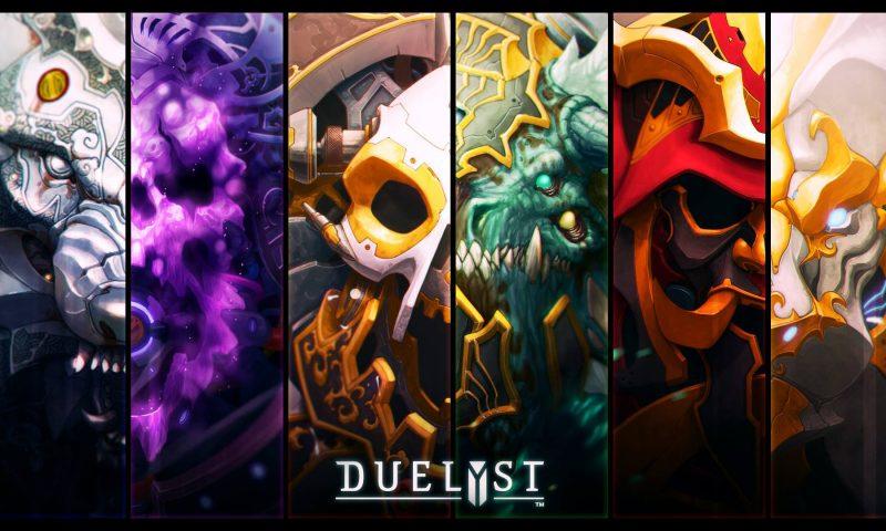 รีวิวเกมส์ Duelyst เกมส์การ์ดกลยุทธ์งานศิลป์สวยจากทีมสร้าง Diablo 3
