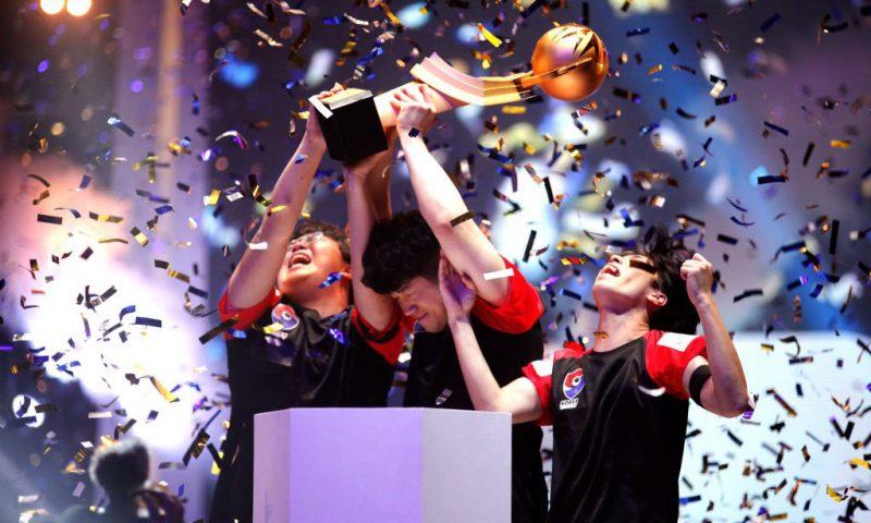 ทีม adidas B โค่นแชมป์เก่า คว้าแชมป์ระดับเอเชีย EA CHAMPIONS CUP WINTER 2016