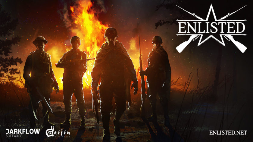 Enlisted cover