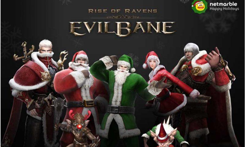รีวิวเกมส์ EvilBane แพทช์หนาวฮาเฮฉลองคริสต์มาสแจกของน่ารักเพียบ
