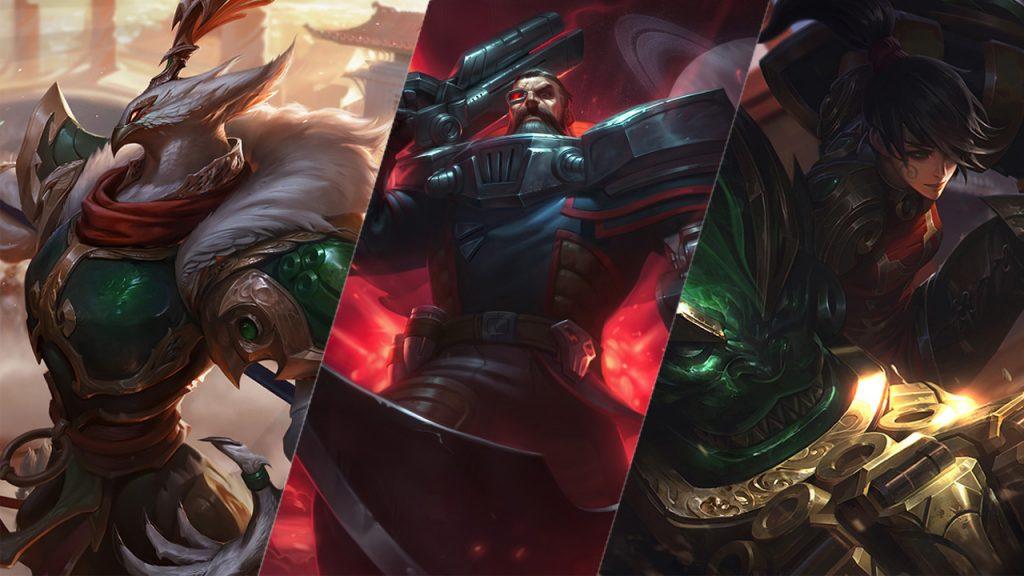 League of Legends new skin