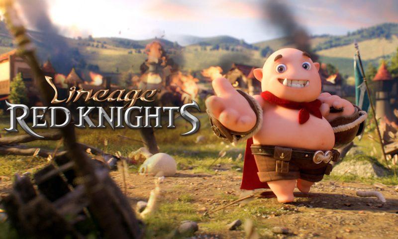 แรงสมราคา Lineage Red Knights ชึ้นชาร์ตเกมส์ฮิตเบอร์ 1 สโตร์เอเชีย