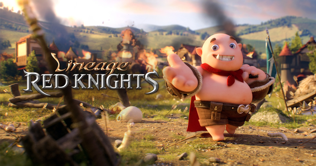 Lineage Red Knights cover