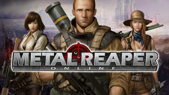 รีวิวเกมส์ Metal Reaper Online เกมส์ไซไฟเดินยิงมุมมองแบบ Diablo