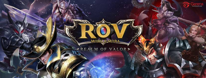 Realm of Valor cover