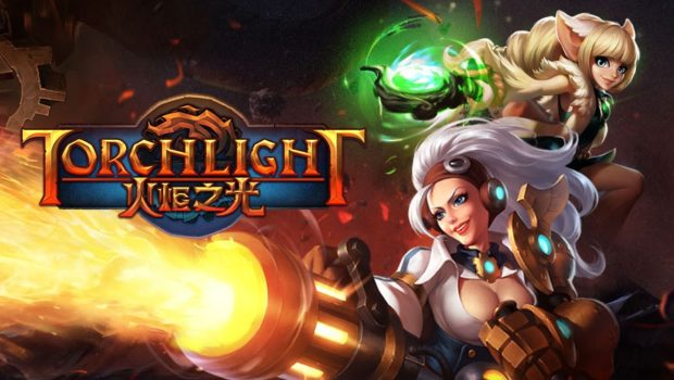 Torchlight-Mobile cover