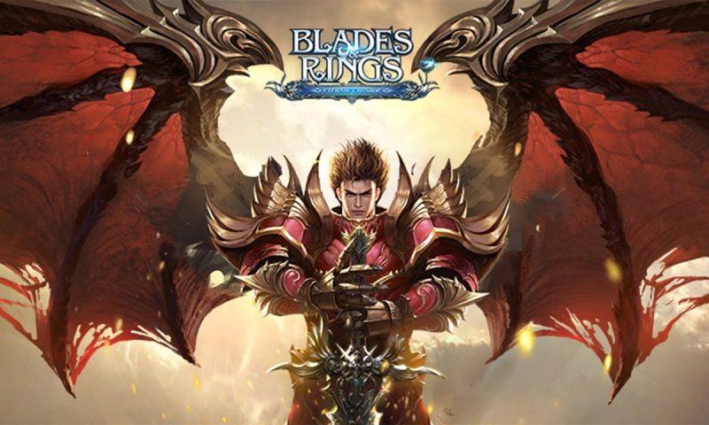 ลงสโตร์แล้ว Blades & Rings เกมส์มือถือแอคชั่น RPG สุดชิลเล่น Offline ได้