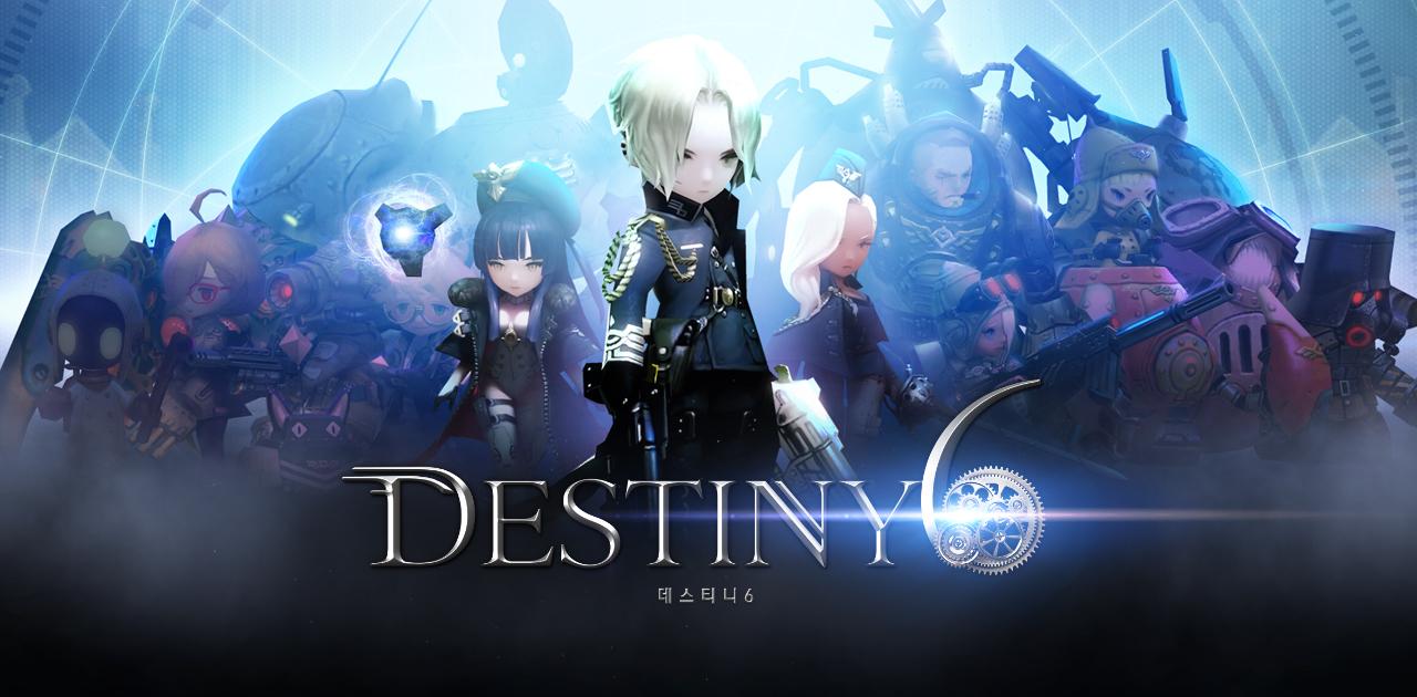 destimy 6 cover