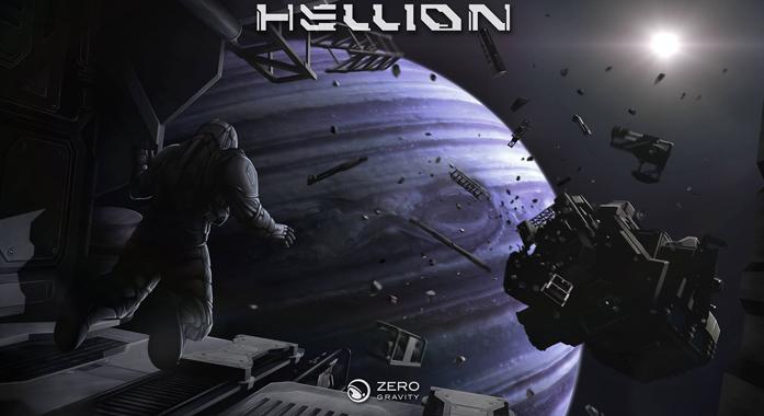 ส่องเกมเพลย์ Hellion เกมส์ฟอร์มแรงแนว Space Survival สุดดราม่า