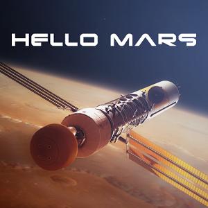 hello mars icon