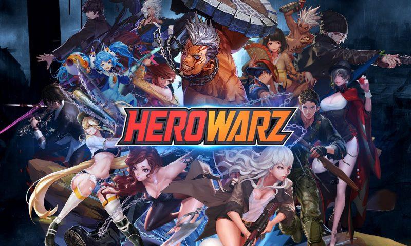 ฮีโร่คนใหม่มาแล้ว HeroWarz อัพเดทนักสู้สายหมัดรัวต่อยพลังทำลายล้าง