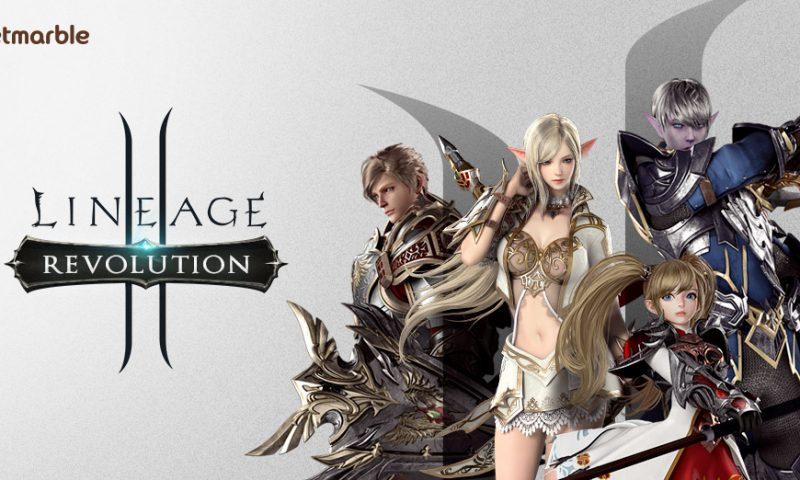 ปังหนักมาก Lineage 2: Revolution ทะยานขึ้นที่ 1 เกมส์ฮิตสองสโตร์เกาหลี