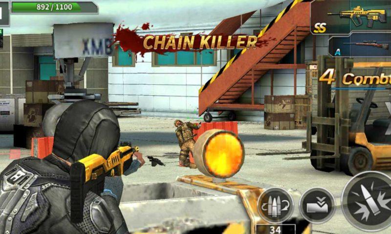 รีวิวปืนTAR 21 Gปืนทองสุดโหดของคนวัยเก๋าในPoint Blank Mobile