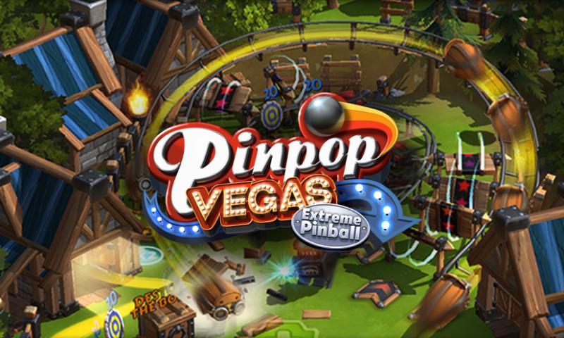ลงสโตร์แล้ว Pinpop VEGAS เกมส์ท้าดีดลูกแก้วสุดเอ็กซ์ตรีมจาก NEXON
