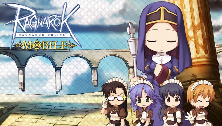 รูปภาพเกมมือถือ Ragnarok Online Mobile