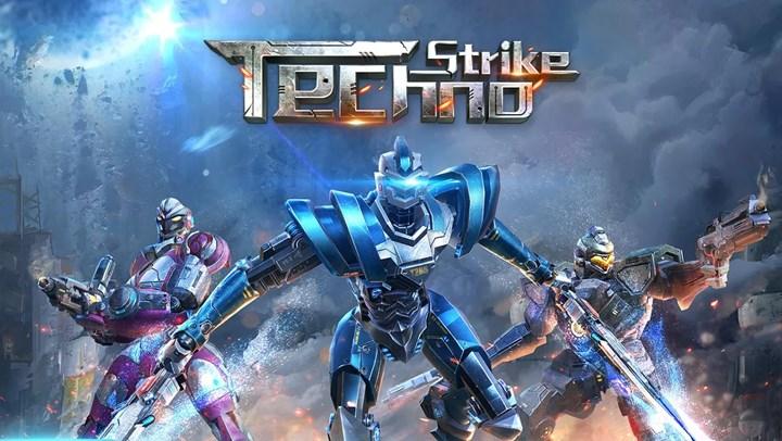 TechnoStrike เกมส์ชู้ตติ้งสาย PvP โหลดเล่นฟรีไม่มี VIP กวนใจ