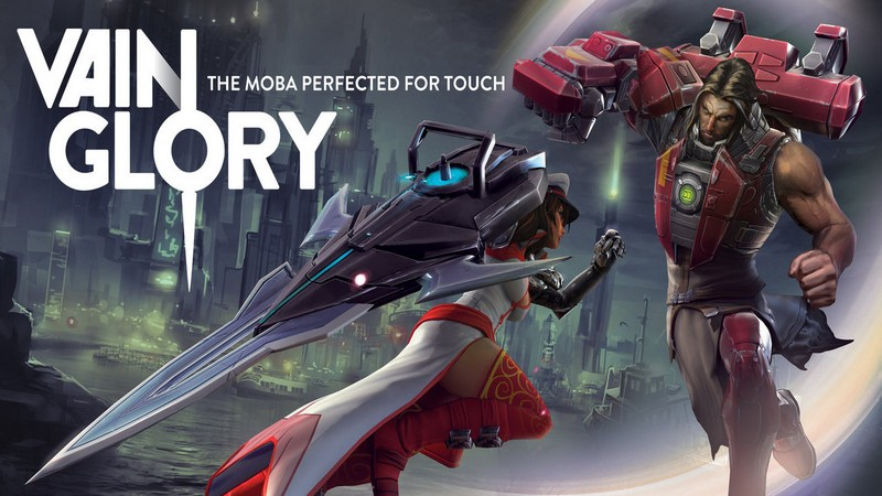 vainglory cover