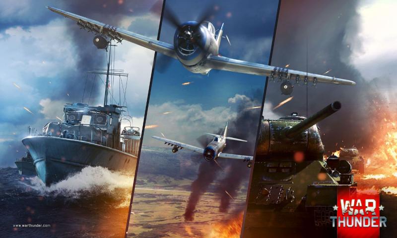 War Thunder จัดเต็ม 3 แนวรบ บก-เรือ-อากาศ ฉลองเปิดทางการวันนี้