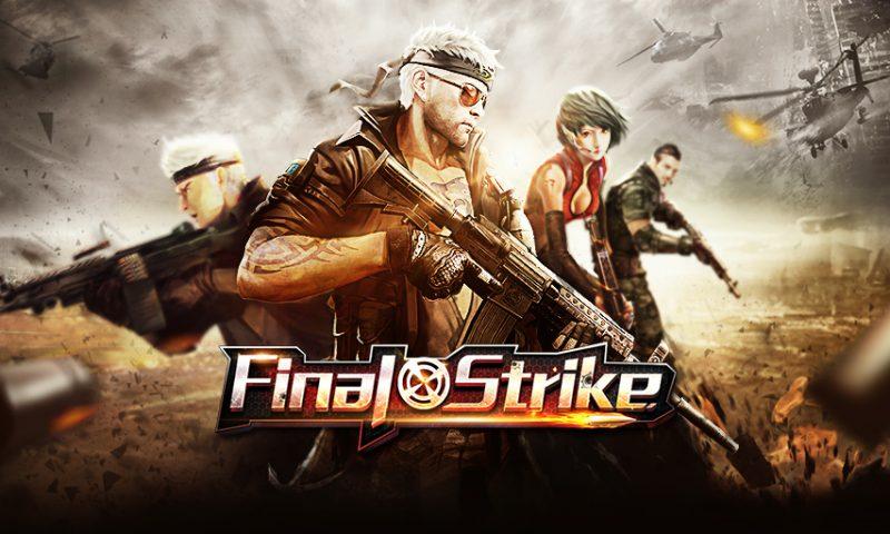 Final Strike เกมส์มือถือ FPS เตรียมเปิดศึกยิงมันส์สนั่นจอประเดิมปี 2017