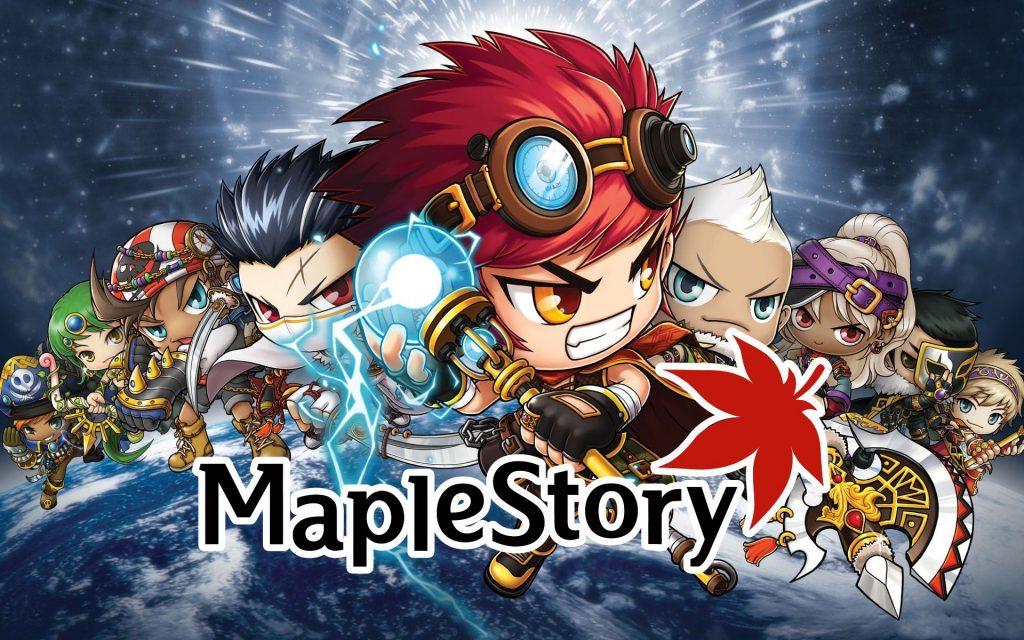MapleStory cover