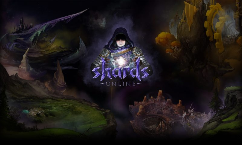Shards Online เกม MMO โคตรอินดี้ เปิดรอบ Alpha แล้ววันนี้