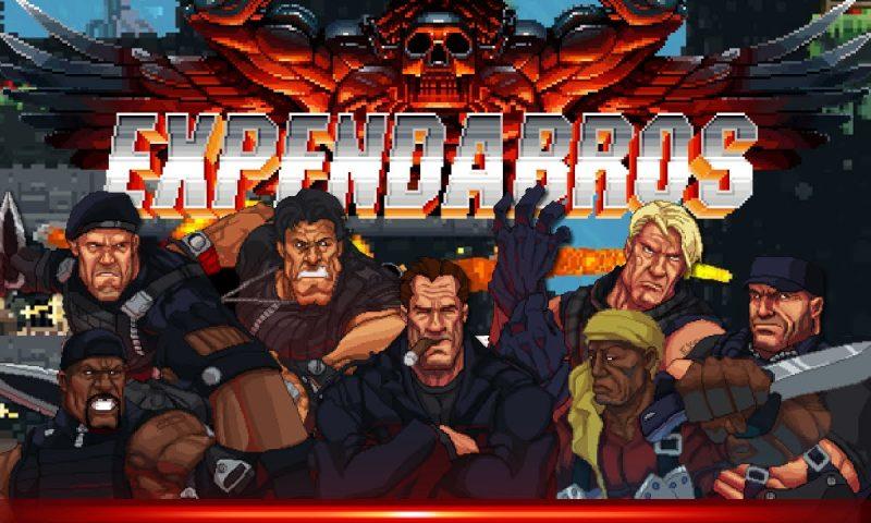 รีวิวเกมส์ The Expendabros เกมส์อินดี้บู๊ระห่ำแบบนอนสต๊อป