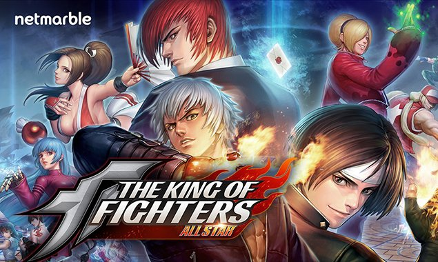 The-King-of-Fighters-All-Star