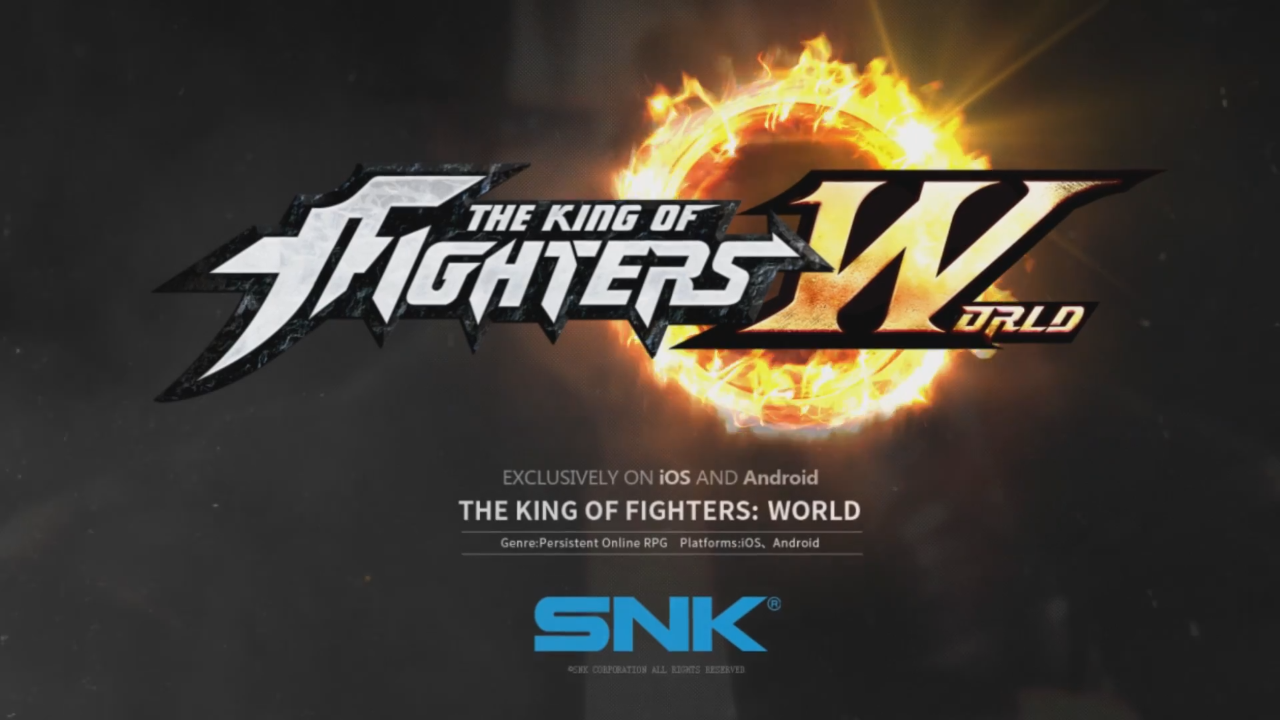 The-King-of-Fighters-World 000