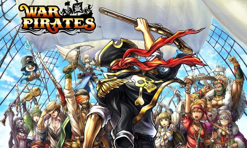 War Pirates เกมส์ผจญภัยแดนโจรสลัด เปิดให้ทดสอบแล้ววันนี้