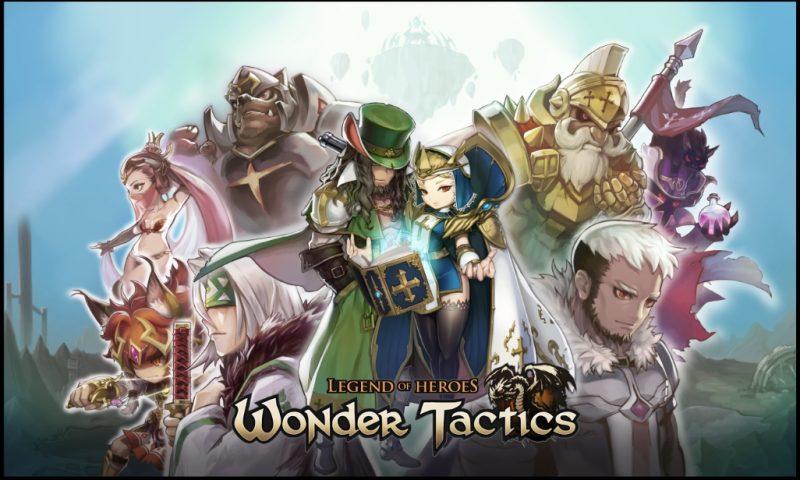 Wonder Tactics ฉลองครบ 1 ปีเปิดลงทะเบียนล่วงหน้ารับฮีโร่ 6★