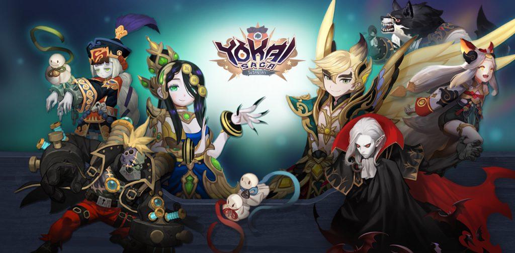YoKai-Saga