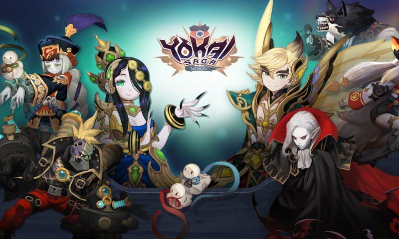 พรีวิวเกม Yokai Saga เกมมือถือ RPG แบบผีๆ ก่อนเปิดให้เล่นจริงเร็วๆ นี้