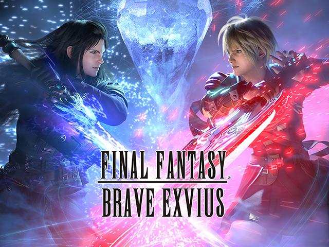 มาซะที ฮีโร่ Cloud บุก FF Brave Exvius เซิร์ฟอินเตอร์