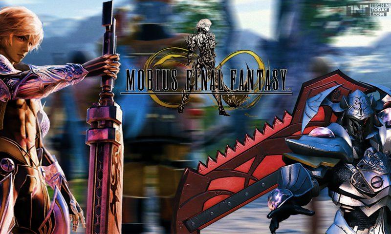 Mobius Final Fantasy จ่อลง PC กุมภาพันธ์ 2017
