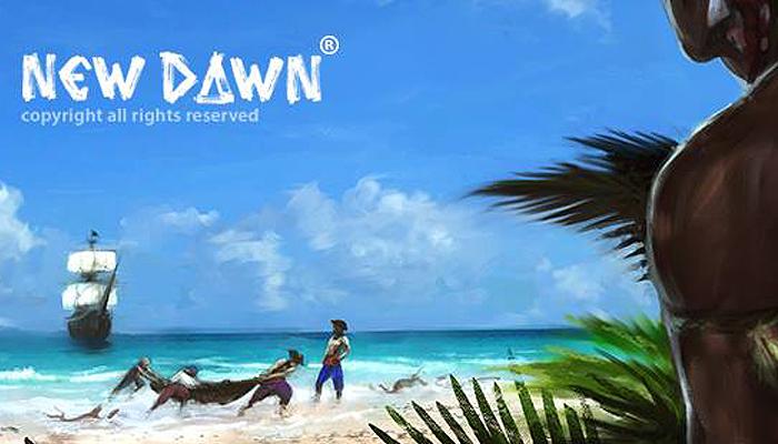 New Dawn เกมเอาตัวรอดมาใหม่ เล่นแล้วห้ามออกจากเซิร์ฟ